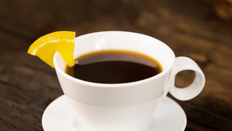 Café a la naranja