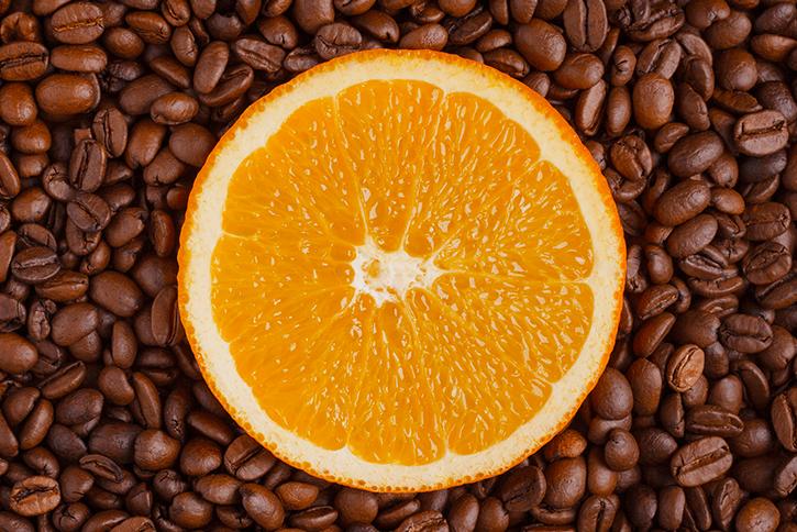 Café afrutado