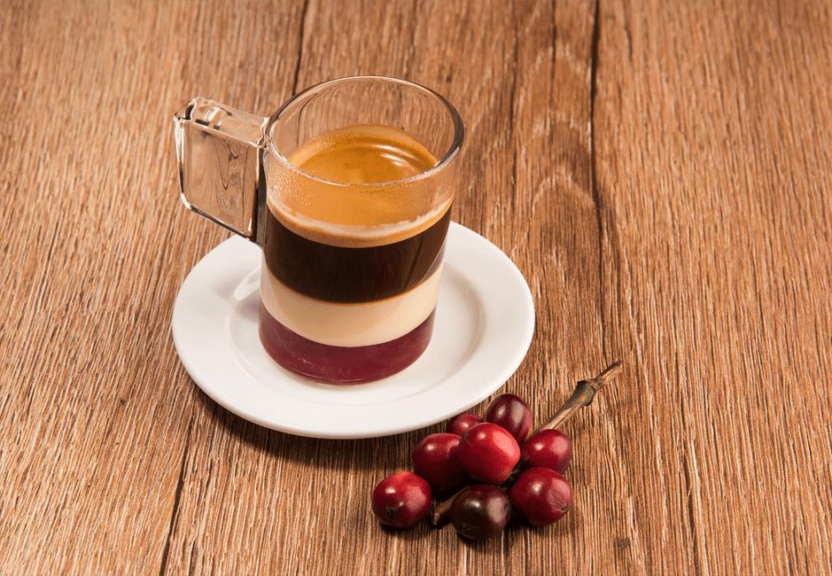 Espresso bomben