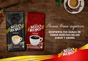 Articulo de cafe la bastilla premium sello rojo