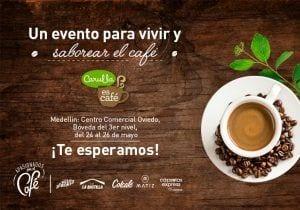 Evento para vivir y saborear el Café