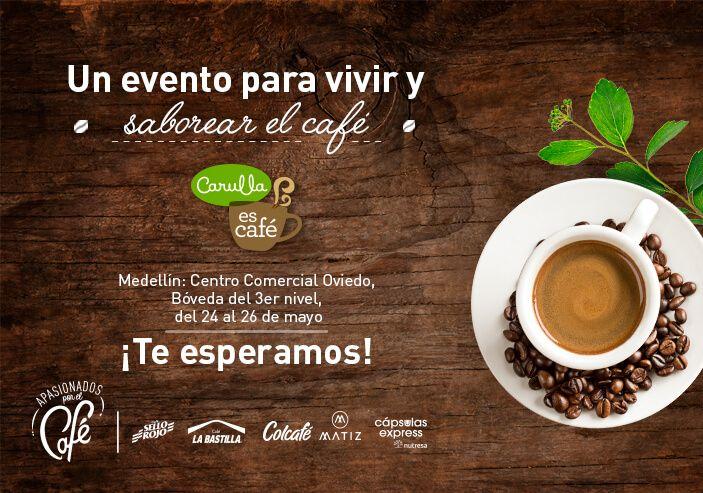 carulla es café